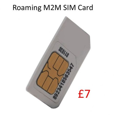 Roaming M2M Sim Card [010-0810]