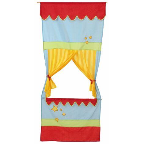 roba Doorway Puppet Theatre Yellow