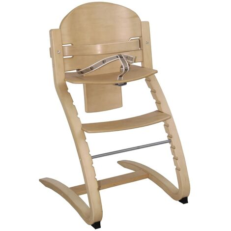 roba Evolutionary Highchair Move Up with Steps Beige
