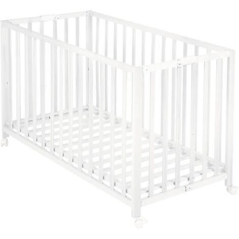 roba Foldable Baby Cot Fold Up