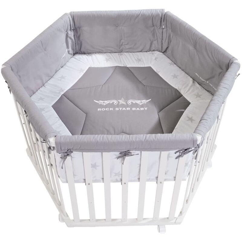 roba Set Box Lettino Esagonale Rock Star Baby 2