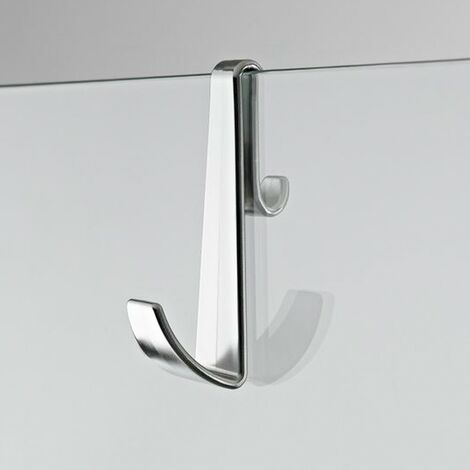 Robe Hook for Framless Shower Enclosures