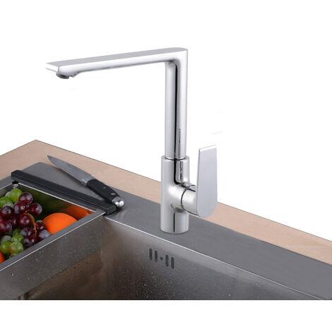 BES Robinet mitigeur Cuisine lavabo Salle de Bain Cuisine Modernes robinetterie