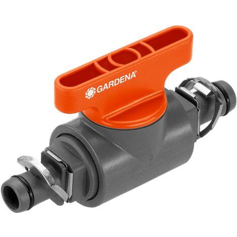 Robinet d'arrêt micro-drip 13mm