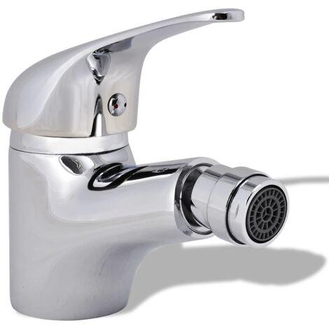 Robinet de bidet de salle de bain Chrome