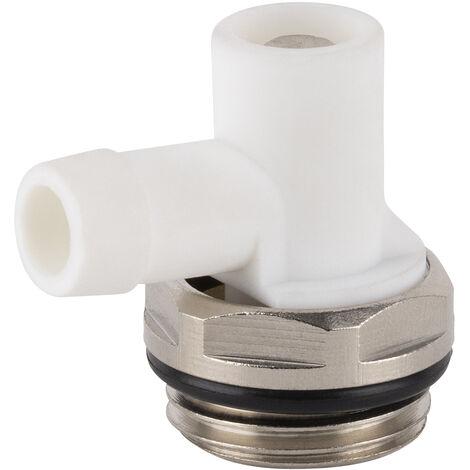 robinet de vidange à bec orientable 15x21