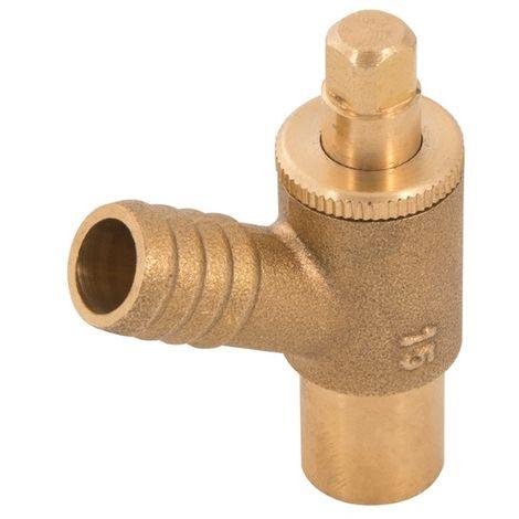 Robinet de vidange type A 15 mm