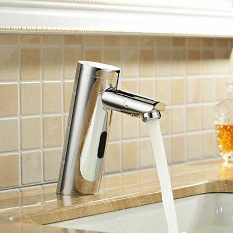 robinet d'évier avec capteur automatique de température (à froid)