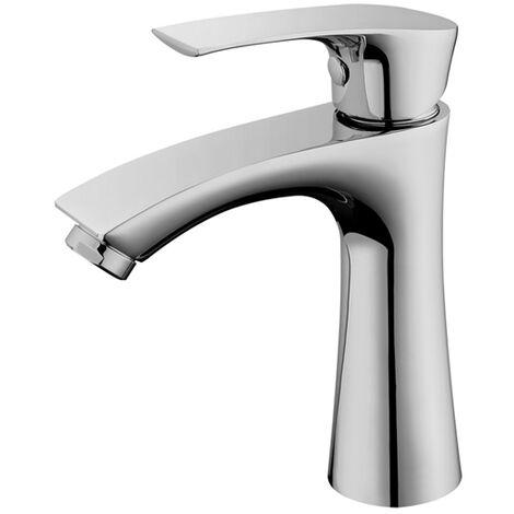 Robinet mitigeur de lavabo /à levier simple,Robinet de lavabo Robinet Salle Moderne Robinet Lavabo