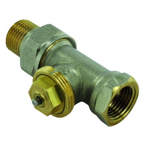 Robinet équerre inverse thermostatisable en 3/8f - COMAP : R807603