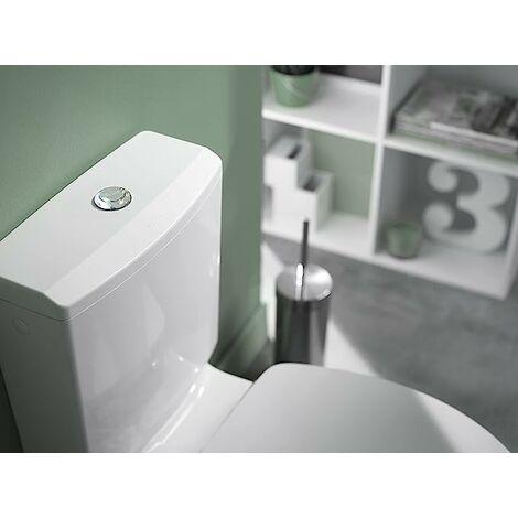 Robinet flotteur alimentation latérale/servo-valve - Wirquin - F90