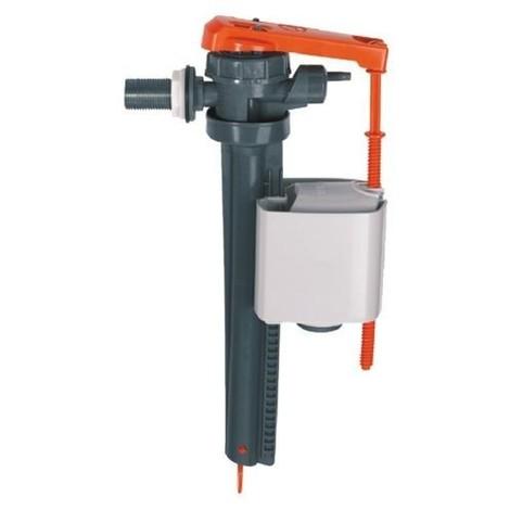 Robinet flotteur compact pour WC à alimentation latérale ½ '' « Jollyfill » (réglage fluide 0 – 180)