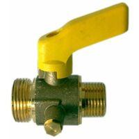 Robinet gaz pour Isosplit (MM20/15)