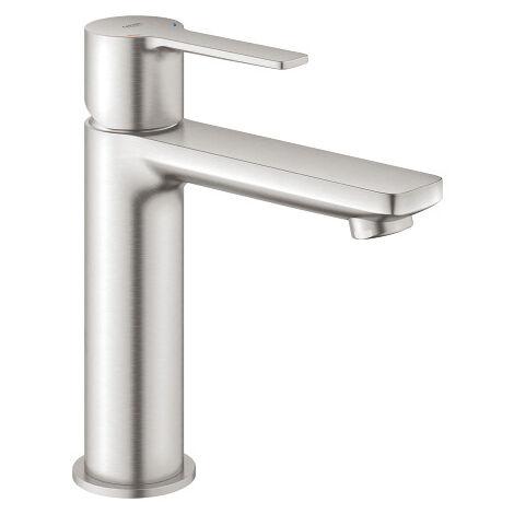 Robinet lavabo Grohe Lineare - Taille S - avec tirette