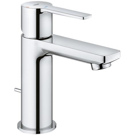 Robinet lavabo Grohe Lineare - Taille XS-avec tirette