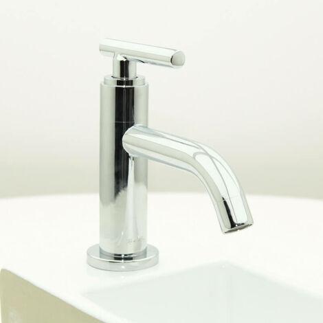 Robinet lave main eau froide - Chromé - Pure