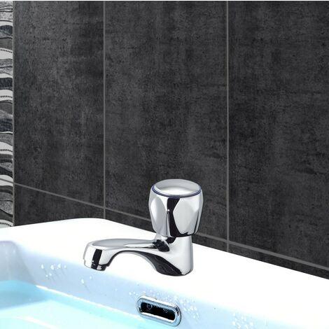 Robinet lave mains eau froide lavabo toilette tete ceramique