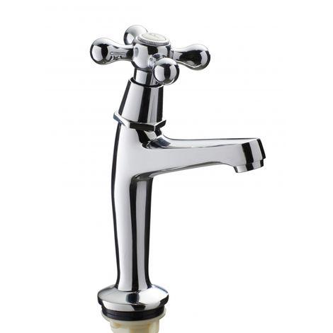 Robinet lave mains retro eau froide