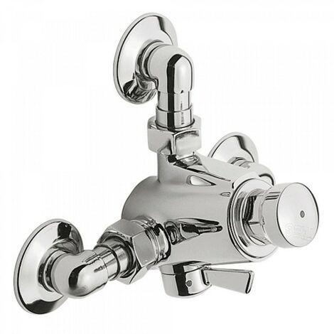 Robinet mélangeur pour douche TEMPOTRES - TRES 112162
