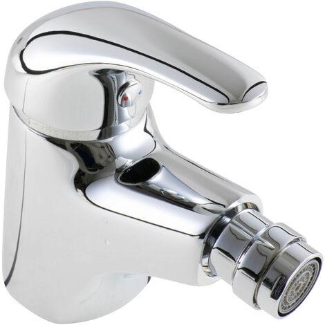 Robinet Mitigeur Bidet Bec orientable pour vasque lavabo