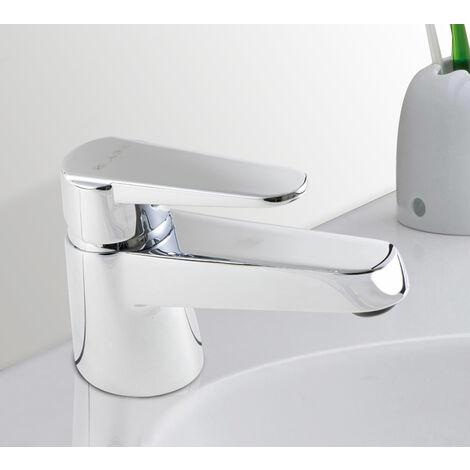 Robinet Mitigeur de vasque et lavabo Design chrome