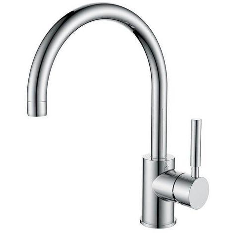 R/étro robinet chrom/é mitigeur robinet /évier robinet salle de bain robinet pivotant