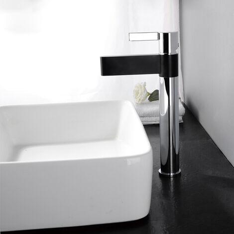Robinet mitigeur lavabo extensible - Graffias