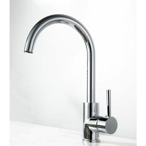 Robinet mitigeur pour lavabo ou vasque BERNSTEIN 1434C-33