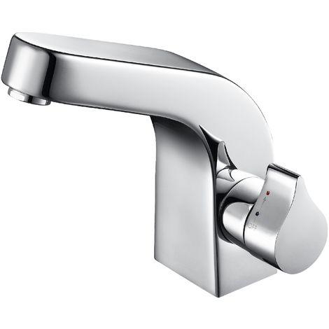 Robinet mitigeur pour lavabo ou vasque NT7070 finition chromée