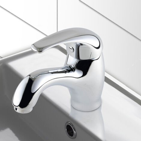 Robinet mitigeur vasque lavabo a poser design moderne