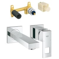 Robinet Mural Lavabo Grohe Eurocube   Taille S