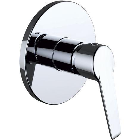 Robinet pour douche 1 poignée encastré S12 Elegance