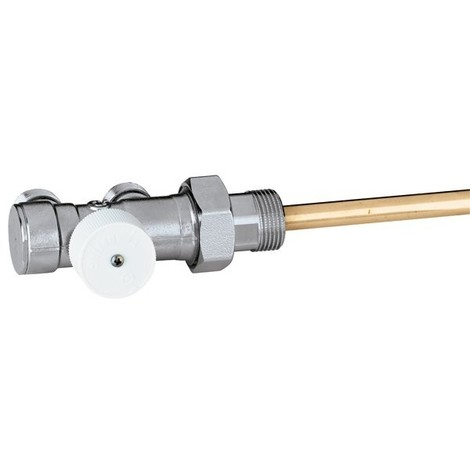 Robinet pour installations monotube avec commande radiale Caleffi 348