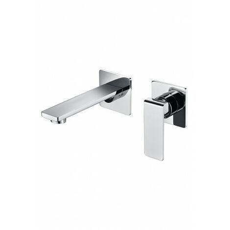 Robinet pour lavabo à encastrer Imex - Serie Fiyi