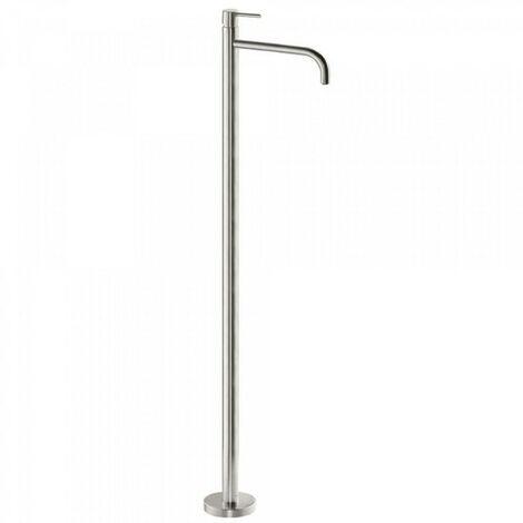 Robinet sur pied pour lavabo corps encastré inclus - TRES 26285301AC