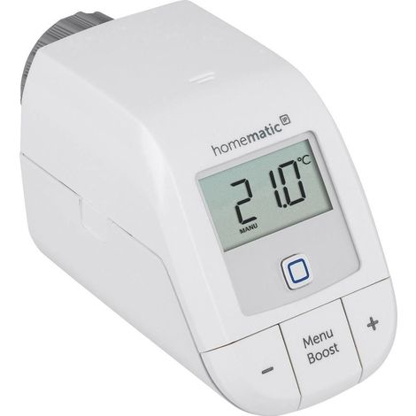Robinet thermostatique sans fil Homematic IP HmIP-eTRV-B 153412A0 1 pc(s)