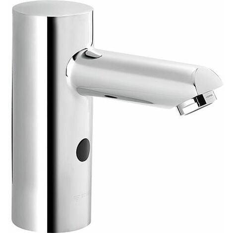 "Robinetterie electrique lavabo Schell Modus E HD-K, alimentation batterie 9V chrome, 1/2"""
