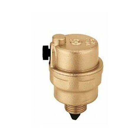 """Automatica binario calorifero radiatore SPURGO SFIATO ARIA Connettore Valvola 1//2/"""" Chrome"""