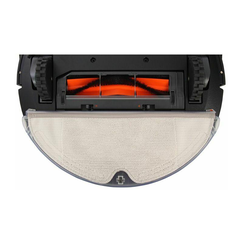 Robot aspirateur et laveur Roborock S55 Black A001100