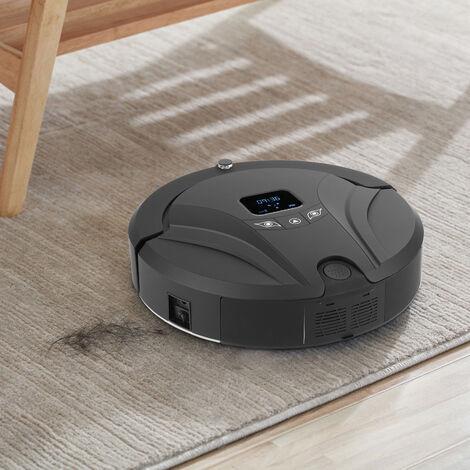 Robot aspirador con función de limpieza | con mapeo y app| Aspiradora automática Aspiradora Mopa para suelos duros
