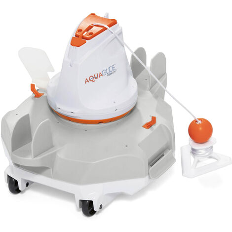 Robot aspirador Flowclear aquaglide para piscinas de fondo plano de hasta 20m².