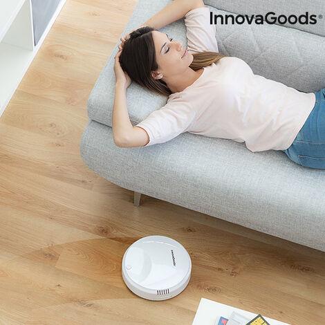 Robot Aspirador Inteligente Rovac 1000 Innovagoods Blanco