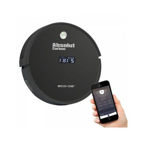 Robot aspirateur ECO-DE® ABSOLUT CARBON