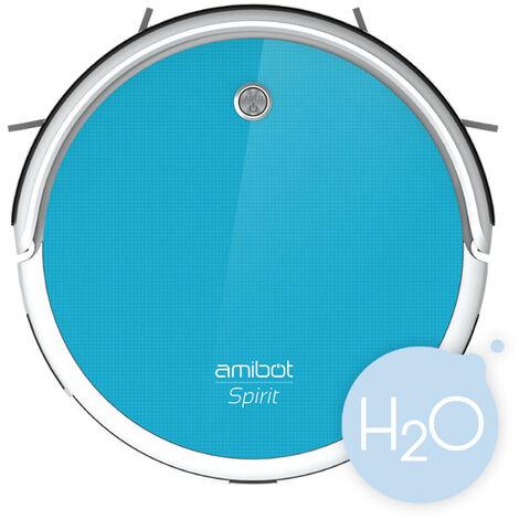 Robot aspirateur et laveur AMIBOT Spirit H2O