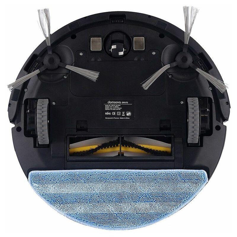 Aspirateur robot DOMOOVA DRV70 A000901