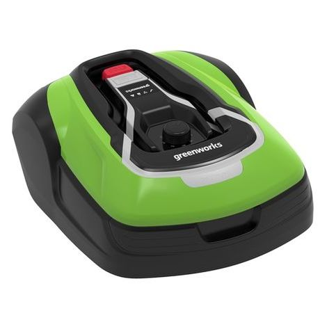 Robot cortacésped Greenworks Optimow 10