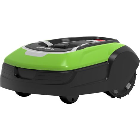 Robot cortacésped Optimow 15 Greenworks 1500 m2