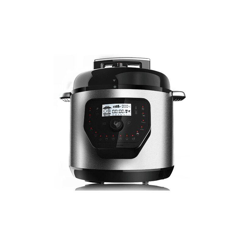 Ollas Gm - Pot programmable gm modèle h deluxe, capacidad 6l, programmable 24h, 19 opérations de cuisson, écran lcd, cecotec