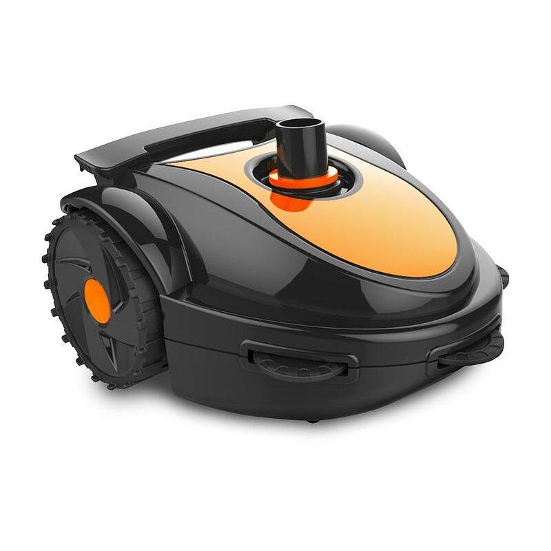 Boudech - Robot de limpieza de piscinas automático ultra silencioso con sistema hidráulico ideal para piscinas subterráneas y fuera de suelo de hasta