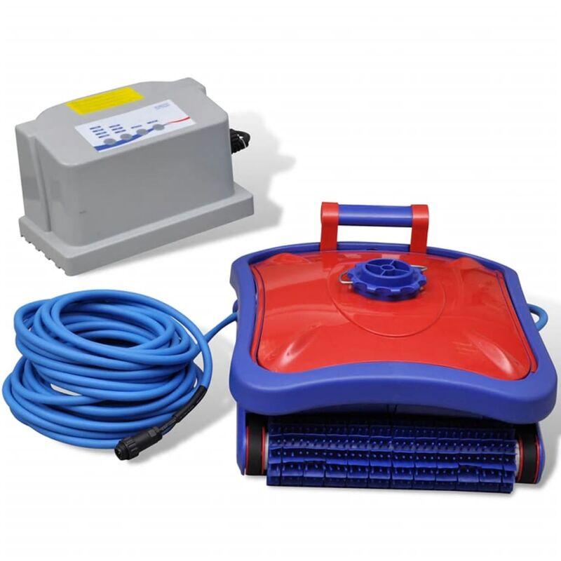 Youthup - Robot De Limpieza Para Piscina Limpiador Robótico De Alto Rendimiento - Multicolor